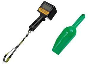 Cyfrowy termometr rolniczy z sondą składaną 3m Dramiński