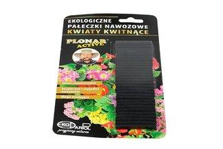 Ekologiczne pałeczki nawozowe Plonar Active do kwiatów kwitnących, 30szt