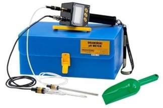 Elektroniczny tester kwasowości do gleby i płynów Dramiński PHG