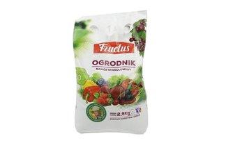 Fructus Ogrodnik - granulowany nawóz uniwersalny 2,5 kg