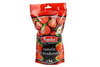 Fructus - granulowany nawóz do truskawek, poziomek i malin 1 kg
