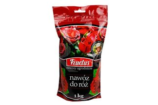 Fructus - wieloskładnikowy nawóz do róż 1 kg