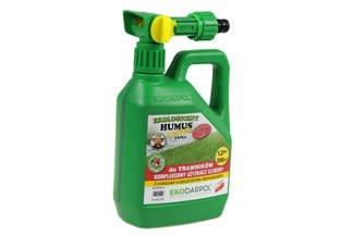 Humus Active do trawników papka 1,2l – nawóz do trawnika (konewka)