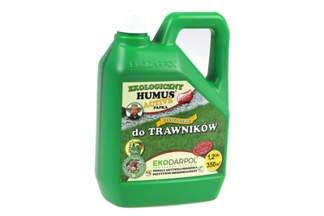 Humus Active do trawników papka 1,2l – nawóz do trawnika (uzupełnienie)