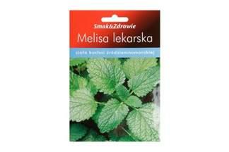 Melisa lekarska Smak&Zdrowie