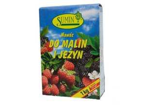 Nawóz do malin i jeżyn Sumin 1 kg