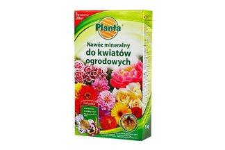 Nawóz mineralny do kwiatów ogrodowych Planta 1 kg