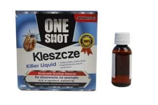 PERMEX 22 E - profesjonalny preparat na kleszcze 30 ml