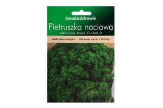 Pietruszka naciowa kędzierzawa Moss Curled 2 Smak&Zdrowie