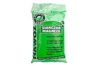 Siarczan magnezu nawozowy Ogród Start 5kg