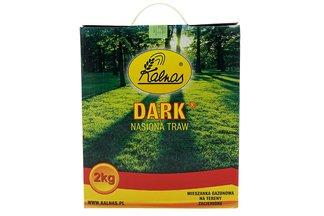 Trawa Dark 2 kg firmy Kalnas – parkowa, na tereny zacienione