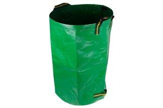 Wielofunkcyjny, składany kosz ogrodowy do trawy i liści 120l PICK-UP
