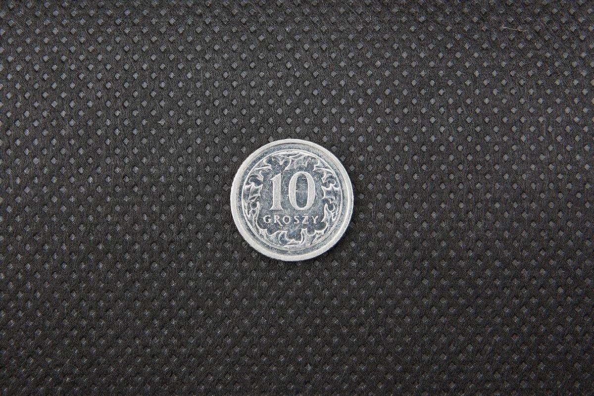 Polska agrowłóknina czarna 1,6x50m (50g)