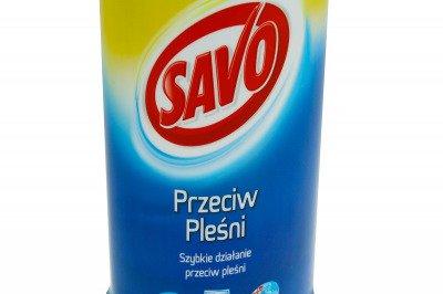Środek do likwidacji pleśni, grzybów, glonów Savo 500 ml