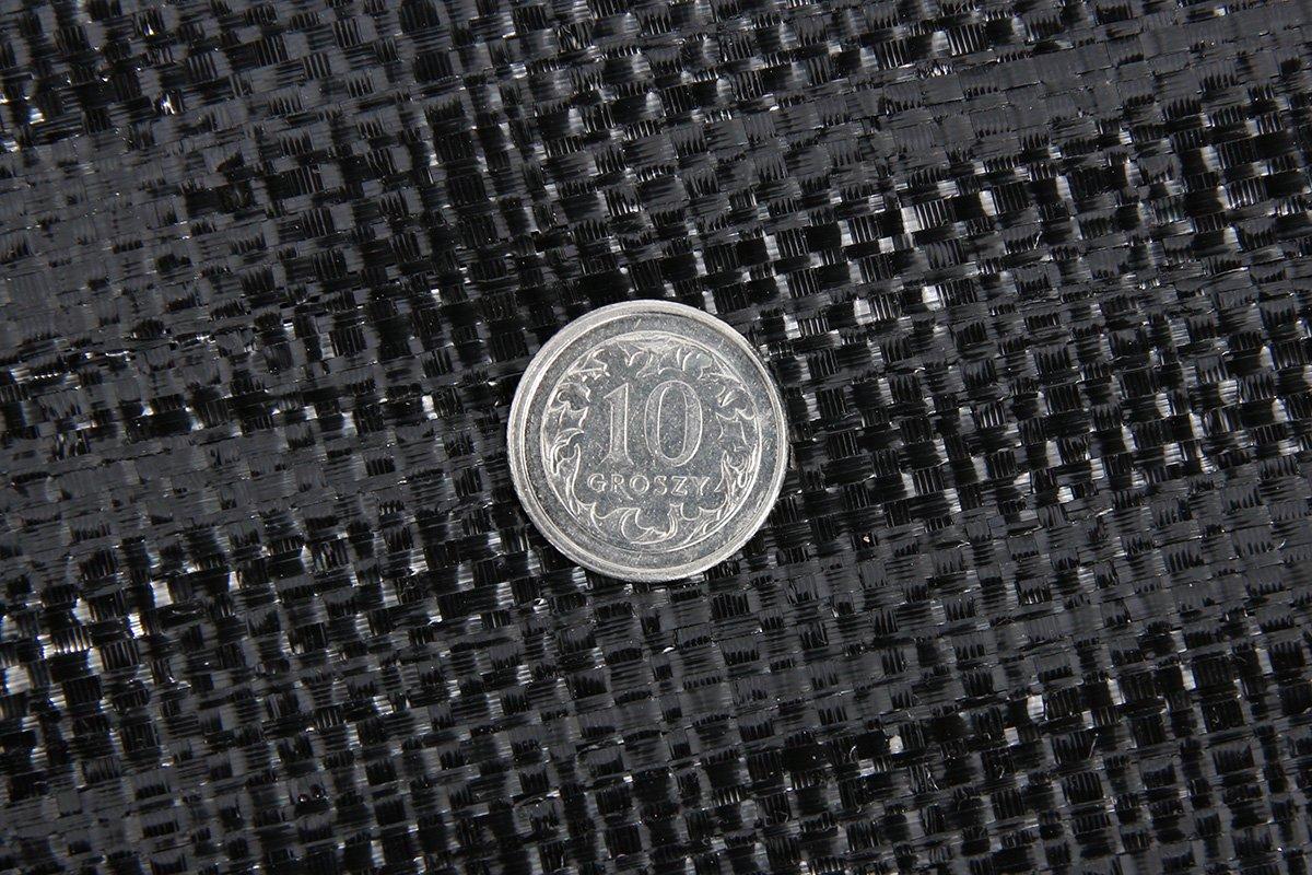 Polska agrotkanina czarna 0,6x50m (94g)