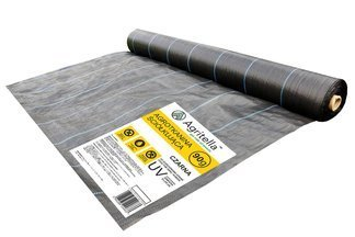 Agrotkanina czarna 0,4x50m (90g)