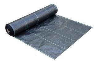 Agrotkanina czarna 0,8x50m (70g)