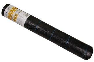 Agrotkanina z otworami czarna Agritella na metry, szerokość 0,8 m 90 g