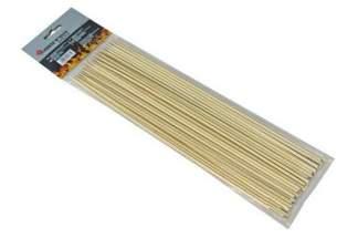 Bambusowe szpikulce do szaszłyków Mastergrill MG135
