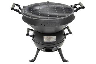 Beczułka - grill żeliwny beczkowy Mastergrill MG630