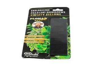 Ekologiczne pałeczki nawozowe Plonar Active do kwiatów zielonych, 30 szt