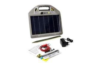 Elektryzator Trapper AS 70 z panelem słonecz.14983