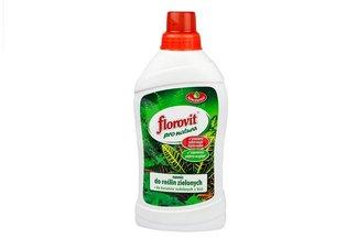 Florovit Pro Natura płynny nawóz do roślin zielonych 1L