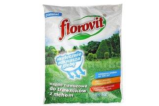 Florovit wapno nawozowe do trawników z mchem 20kg