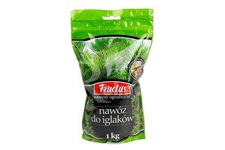 Fructus Iglak - nawóz granulowany do iglaków 1 kg
