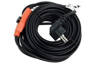 Kabel grzewczy 8m z energooszczędnym termostatem 128 W