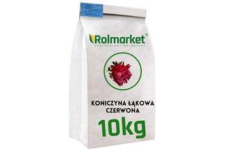 Koniczyna czerwona (łąkowa) kwalifikowana, nasiona koniczyny Krynia 10 kg