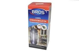 Lampa owadobójcza na komary, muchy, meszki BROS