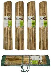 Mata bambusowa, osłonowa z listew bambusowych BM1520R, 1,5x2m