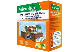 Microbec Ultra tabletki do szamba BROS 20g x 16szt