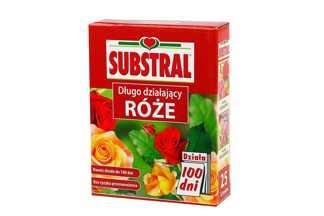 Nawóz do róż i kwiatów (100 dni) długo działający Substral 1kg