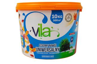 Nawóz jesienny uniwersalny 12kg VILA YARA