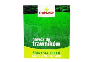 Nawóz mineralny  do trawników 1,2 kg Fruktovit Plus