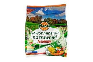 Nawóz mineralny na trawniki jesienny Planta 3kg