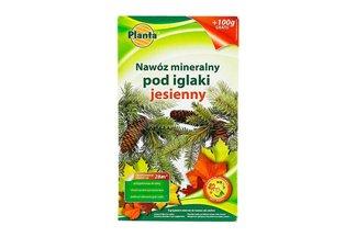 Nawóz mineralny pod iglaki jesienny o ulepszonej formule Planta 1kg