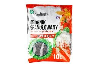Obornik granulowany bydlęcy - nawóz naturalny Proplanta 10l