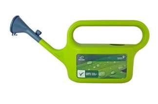 Plastikowa konewka zieleń Hagsen Trapezium 5l