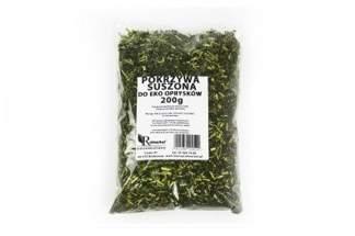 Pokrzywa suszona 200 g - naturalny środek do eko oprysków na mszyce, przędziorki, tarczniki, miseczniki