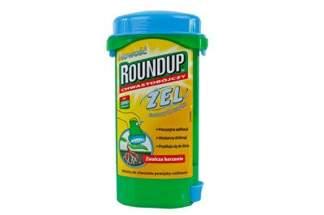 Roundup Żel 140 ml – środek chwastobójczy w żelu do zwalczania chwastów