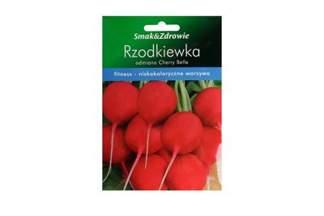 Rzodkiewka okrągła czerwona Cherry Belle Smak&Zdrowie