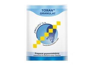 Toxan granulat 200 g – trutka na myszy i szczury