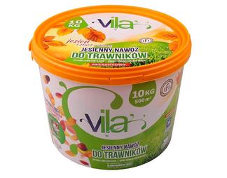 Vila Yara jesienny nawóz do trawy 12kg
