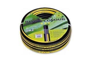 Wąż ogrodowy, 3-warstwowy Black Colour 1/2 30m