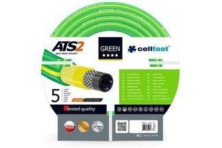 """Wąż ogrodowy nie skręcający się Green ATS2 1/2"""" 50m 15-101 Cellfast"""