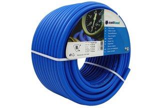 Wąż spawalniczy do tlenu 6,0x3,0mm 50m Cellfast