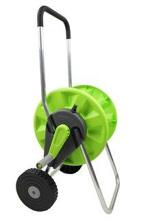 """Wózek metalowy na wąż ogrodowy 60m 1/2"""" Explorer Cellfast (55-050)"""